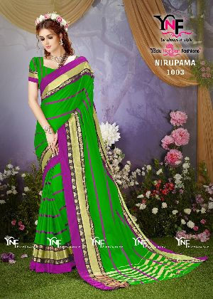Nirupama 1003 Cotton Silk Saree