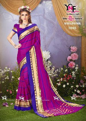 Nirupama 1006 Cotton Silk Saree