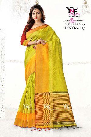 Nishkala 2007 Banglori Silk Saree