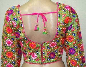 Readymade Embroidered Blouse
