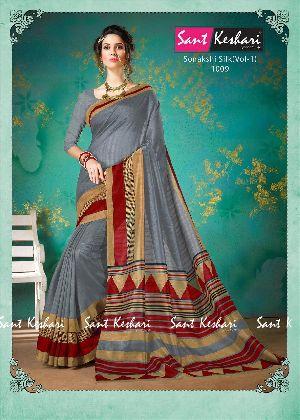 Sonakshi 1009 Bhagalpuri Cotton Saree