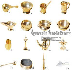 Ayurvedic Panchakarma Equipments