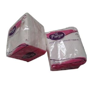 Purgo Ultra Soft Luxury Tissue Paper (22cm X 22cm)