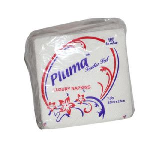 Pluma Ultra Soft Luxury Tissue Paper (22cm X 22cm)