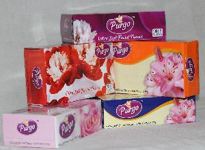 Purgo Ultra Soft Facial Tissues