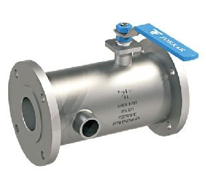 Jacketed Type Ball Valves