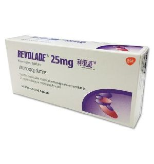 Revolade 25mg Tablets