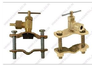 Brass Saddle Valves