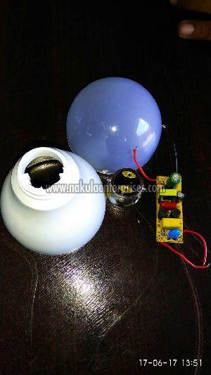 LED Bulb Raw Materia 03