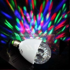 LED Rotating Lights