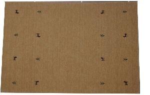 DSC04875 100% Wool Handloom Gabbeh