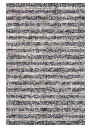 Grey Wool and Viscose Mix Material Handloom Carpet