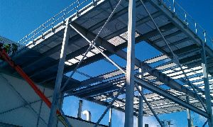 Structural Fabrication Services 06