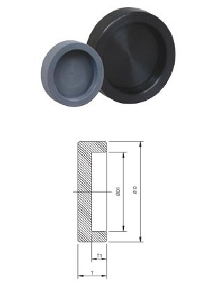 Flange End End Cap