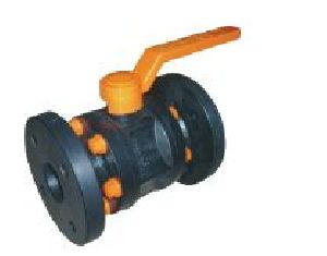 Flange End HDPE Ball Valves