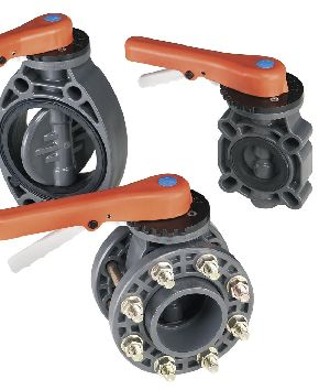 Standard Series Butterfly Valves 01