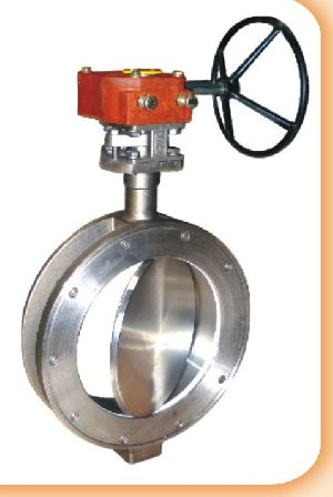 Worm Gear Operated Spherical Disc Valves