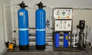 FRP 1000 & 500LPH RO Water Treatment Plant