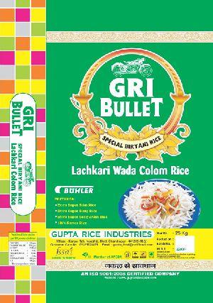 Gri Bullet Lachkari Kolam Rice