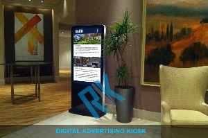LED Advertising Kiosk