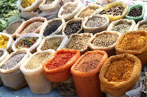 Indian Spices 07