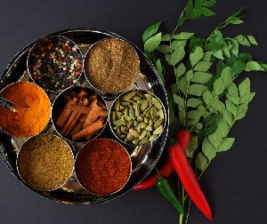 Indian Spices 09