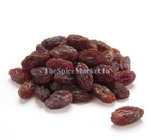 Brown Raisins with Seeds