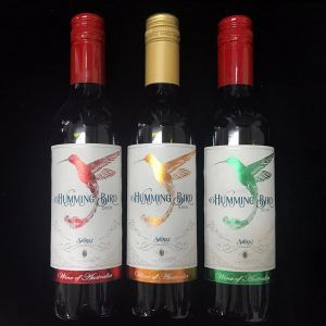 Karasek Humming Bird Shiraz Wine