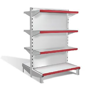 Supermarket Display Rack 01