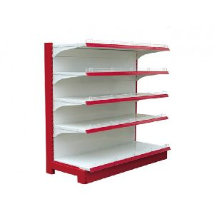 Wall Side Display Rack 10