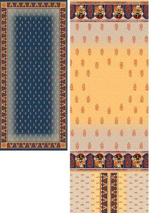 FT-K01 Printed Suit Material