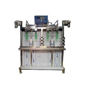 Semi Automatic Soda Bottle Filling Machine