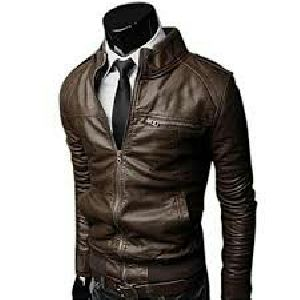Leather Mens Jacket 01