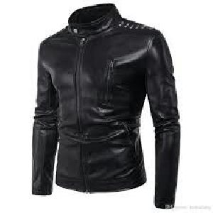 Leather Mens Jacket 02