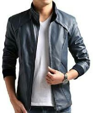 Leather Mens Jacket 04