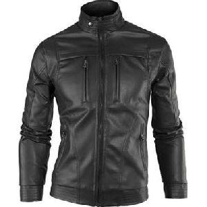 Leather Mens Jacket 05