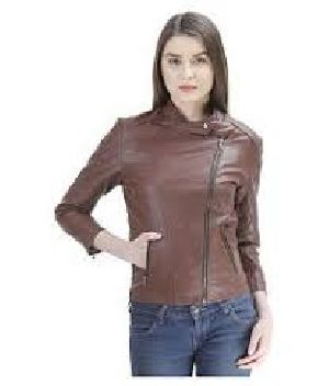 Girls Leather Jacket 01