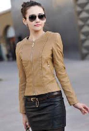Girls Leather Jacket 07