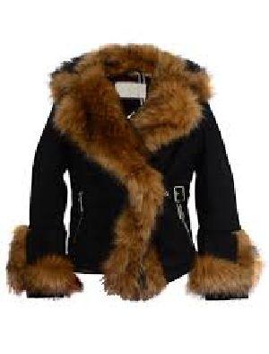 Girls Leather Jacket 10