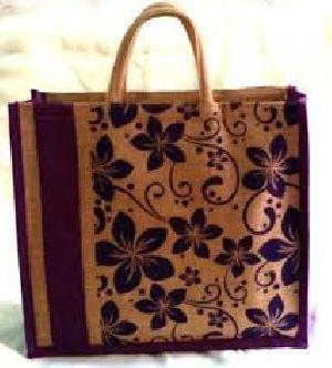 Jute Carry Bag 09
