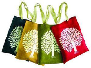 Jute Carry Bag 10