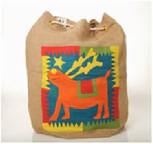 Jute Carry Bag 17