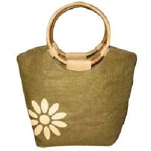 Jute Hand Bags 06