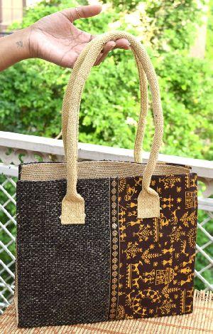 Jute Hand Bags 07