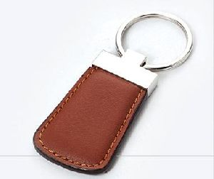 Leather Key Chain 02