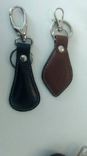 Leather Key Chain 03