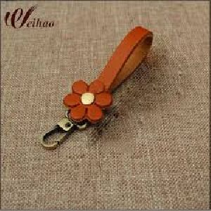 Leather Key Chain 06