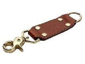 Leather Key Chain 08