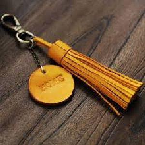 Leather Key Chain 10