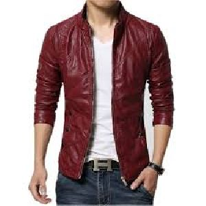 Leather Mens Jacket 07